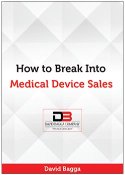 medical device sales